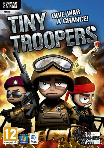 Tiny Troopers v3.5.7.45015 (2012/ENG/License)