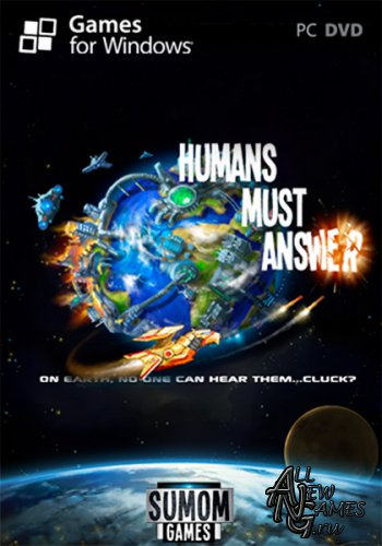Humans Must Answer (2013/ENG)