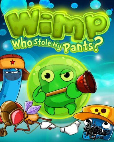 Wimp - Who Stole My Pants (2013/ENG)
