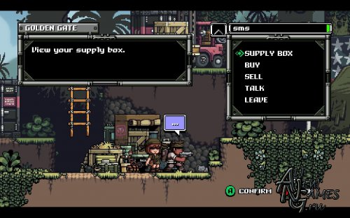 Mercenary Kings (2013/En) Unofficial
