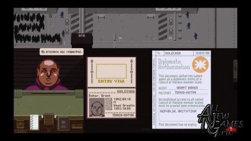 Papers, Please (2013/ENG)