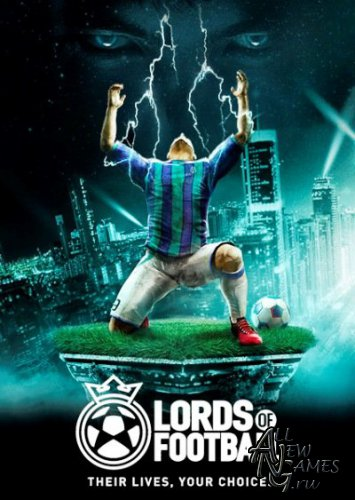 Lords of Football (2013/RUS/ENG/RePack)