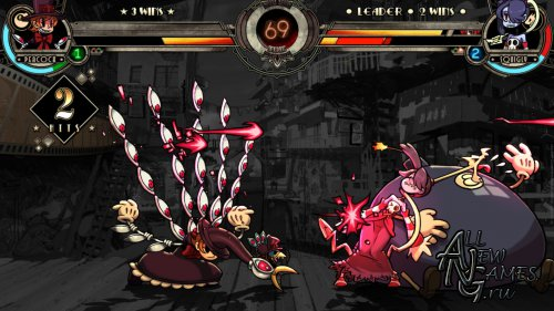 Skullgirls (2013/ENG/MULTI6/Full/Repack)