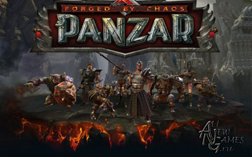 Panzar - Forged by Chaos