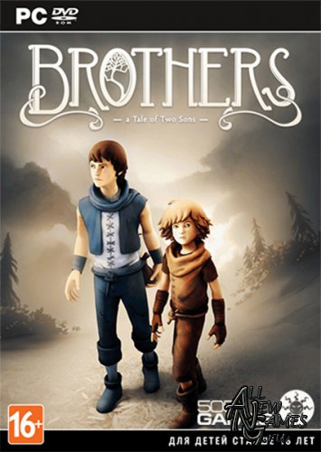 Brothers: A Tale of Two Sons (2013/RUS/ENG/MULTI9/Full/Repack)