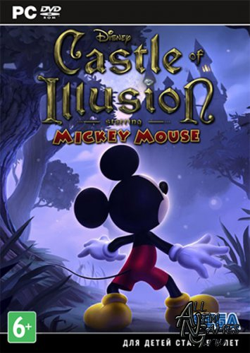 Castle of Illusion Starring Mickey Mouse HD (2013/ENG/Full/Repack)