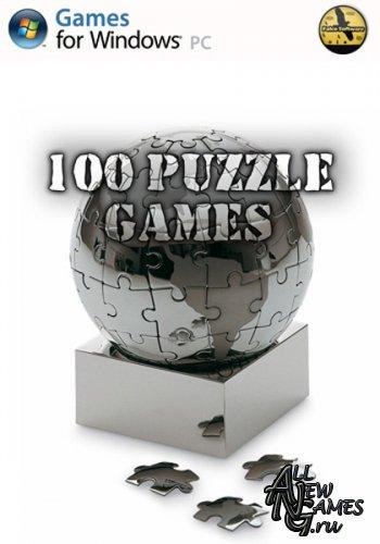 100 Puzzle Games FalcoWare (2013/RUS/ENG)