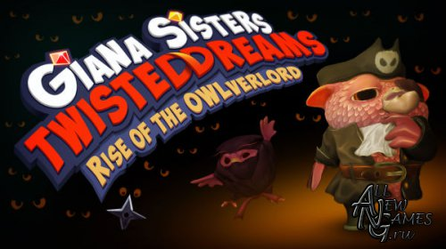 Giana Sisters: Twisted Dreams Rise of the Owlverlord (2013/RUS/ENG/MULTI7)