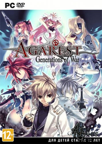 Agarest: Generations of War (2013/ENG)