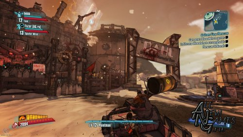 Borderlands 2: Game of the Year Edition (2013/ENG)