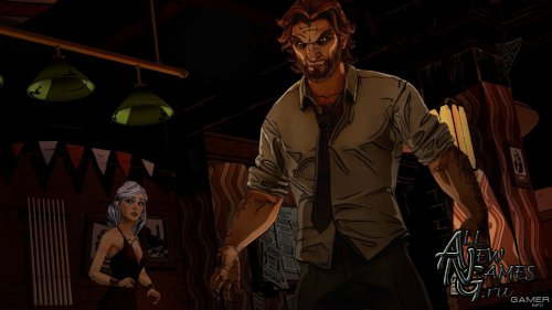 The Wolf Among Us - Episode 1 (2013/ENG)