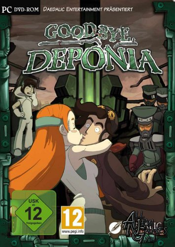 Goodbye Deponia (2013/RUS/ENG/MULTI4)