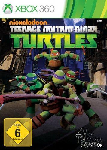 Teenage Mutant Ninja Turtles (2013/ENG/RF/XBOX360)