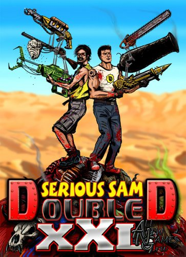 Serious Sam Double D XXL (2013/ENG)