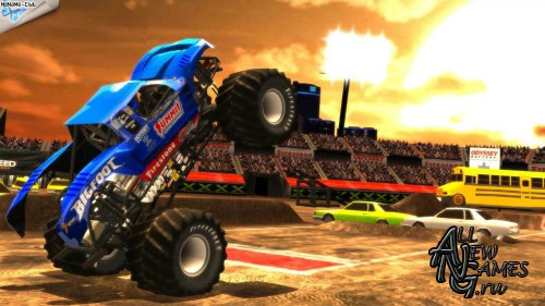 Monster Truck Destruction (2013/Ru/Mult12i)