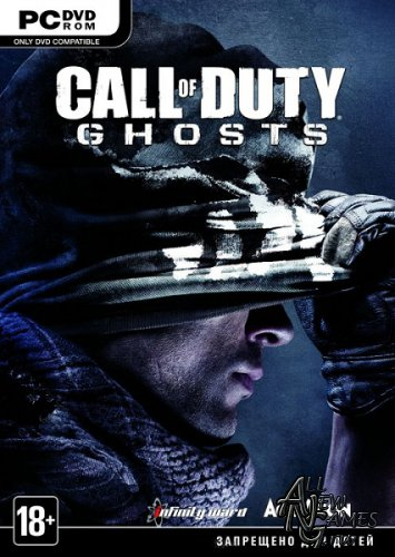 Call of Duty: Ghosts (2013/RUS/ENG/Full/Repack/Rip)