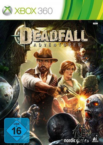 Deadfall Adventures (2013/RUS/ENG/RF/XBOX360)