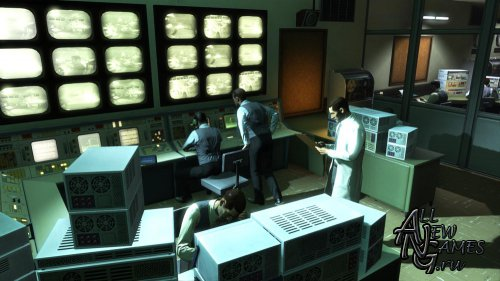 The Bureau XCOM Declassified Hanger 6 R And D (2013/RUS/ENG/Repack/DLC)