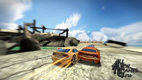 Carnage Racing (2013/ENG)