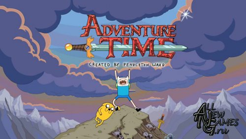 Adventure Time: Explore the Dungeon Because I Don't Know! (2013/ENG)