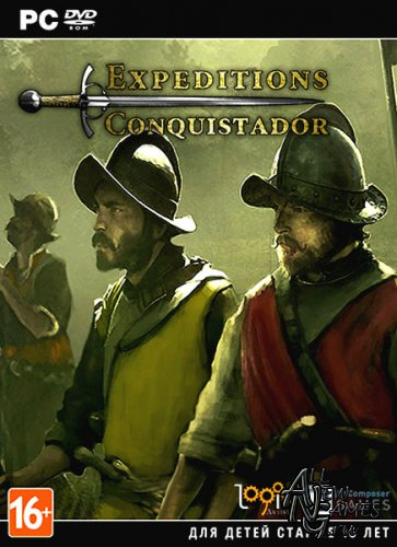 Expeditions: Conquistador (2013/RUS/ENG/Full/Repack)