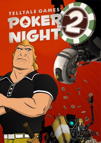 Poker Night 2 (2013/ENG/RePack)