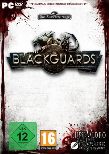 Blackguards - Contributor Edition (2013/RUS/ENG/MULTi8)
