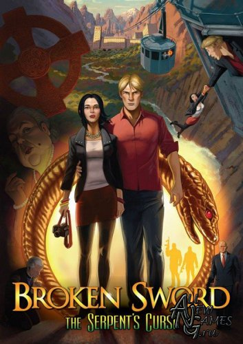 Broken Sword 5 - The Serpent's Curse: Episode One