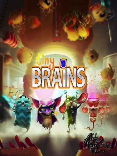 Tiny Brains (2013/ENG/Beta)