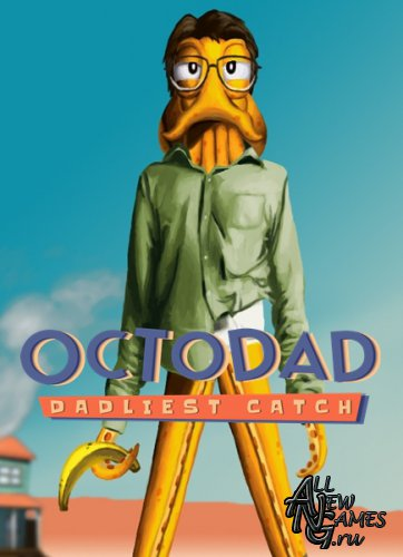 Octodad: Dadliest Catch (2014/RUS/ENG/Full/Repack)