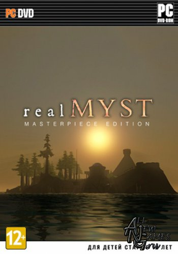 realMyst: Masterpiece Edition (2014/ENG)