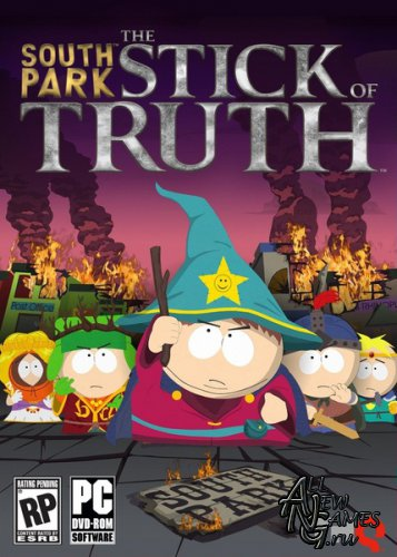 South Park: Stick of Truth (2014/RUS/ENG/Full/RePack)