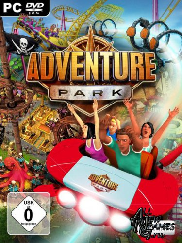 Adventure Park (2013/ENG/MULTI5)