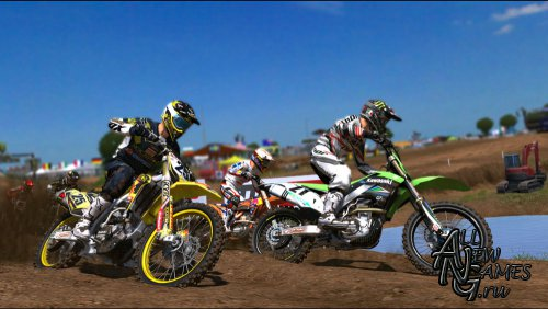 MXGP: The Official Motocross Videogame (2014/ENG/MULTi5/Full/Repack)