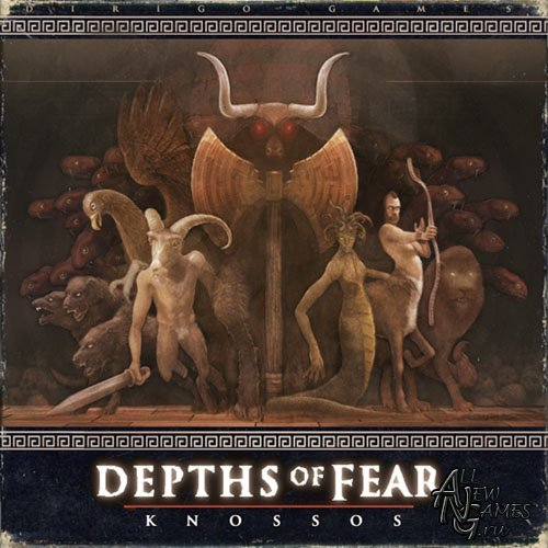 Depths of Fear Knossos (2014/ENG)