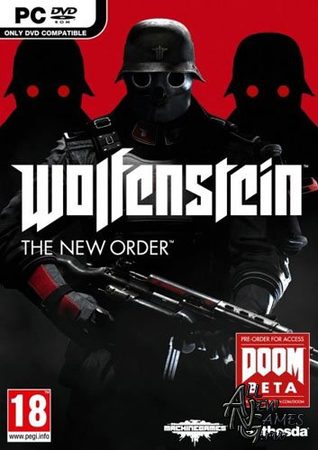 Wolfenstein: The New Order (2014/RUS/ENG/MULTi7/Full/Repack)