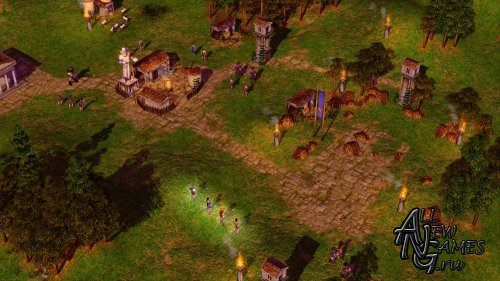 Age of Mythology: Extended Edition (2014/RUS/ENG/Repack)