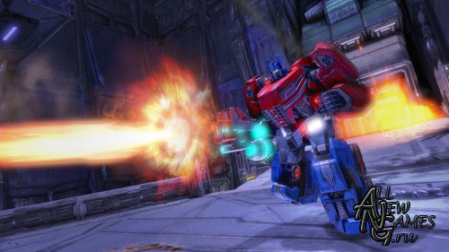 Transformers: Rise of the Dark Spark (2014/RUS/ENG/Full/Repack)