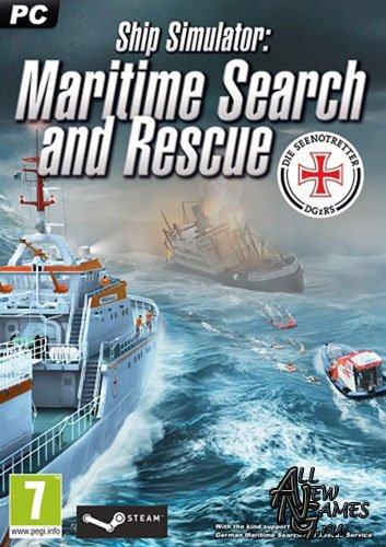 Ship Simulator: Maritime Search and Rescue (2014/ENG/MULTI5)