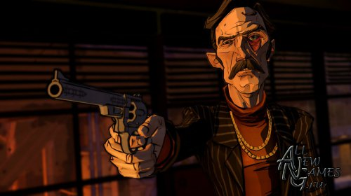 The Wolf Among Us: Episode 1-5 — Cry Wolf (2014/RUS/ENG/Repack)
