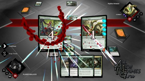 Magic 2015 - Duels of the Planeswalkers (2014/RUS/ENG/MULTI9)