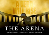The arena. Гладиатор