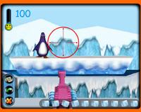Penguin arcade. Пингвины атакуют