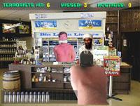 Bin Laden liquors. Бэн Ладен в баре
