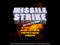 Missile strike. Падение метеоритов