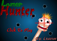 Lamer hunter. Охота на ламера