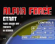 Alpha force. Девушка на самолете