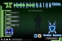Истребитель зомби / Insectonator