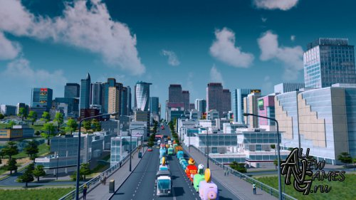 Cities: Skylines. Deluxe Edition (2015/RUS)
