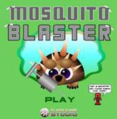 Mosquito blaster. Уничтожение комаров